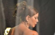 """Cristina Hare como Ella Wills em """"Uma Nova Atração (Crédito: Noelia Albuquerque)"""