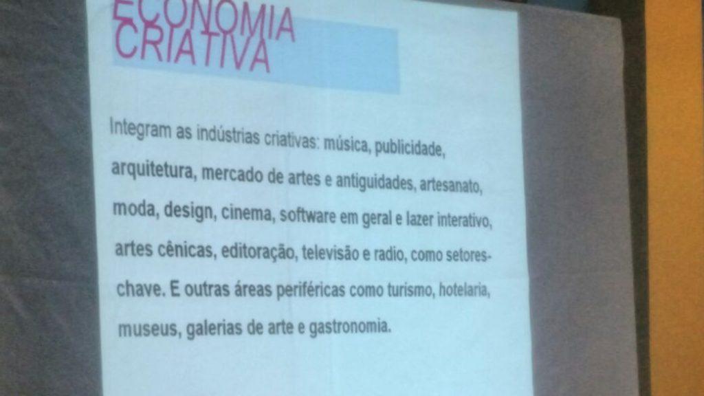 Slide apresentado na palestra de Leo Feijó (Crédito: Renata Codagan)