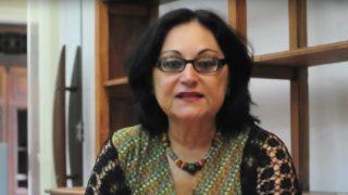 Coordenadora Geral da UQ, Numa Ciro (Crédito: Reprodução Youtube)